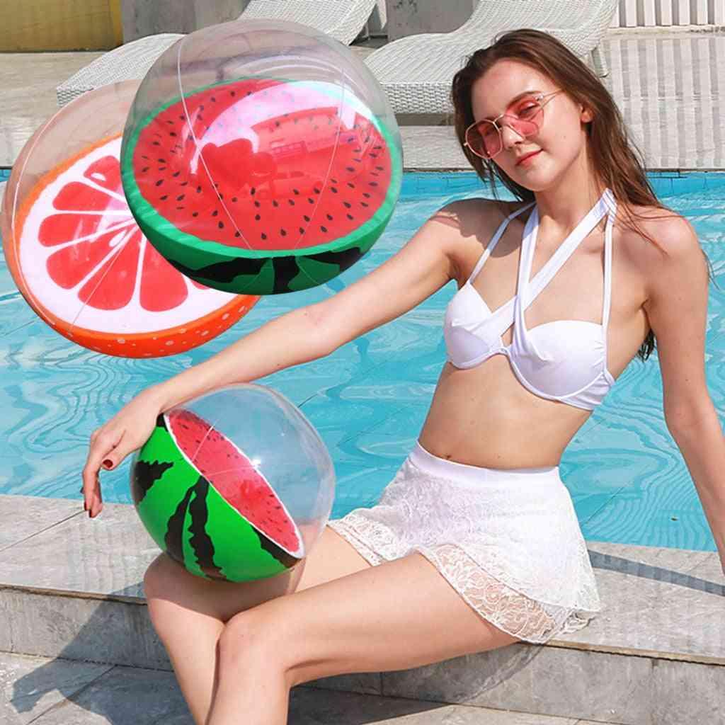 Simulation Watermelon Rubber Ball For
