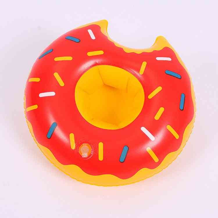 Swimming Pool Rafts Inflatable Floating - Summer Beach Party Phone Cup Holders