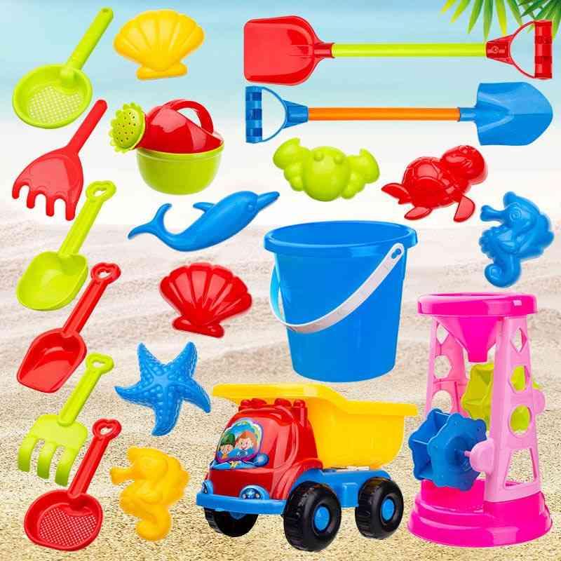 Children Sandbox Set Kit - Baby Beach Game Toy