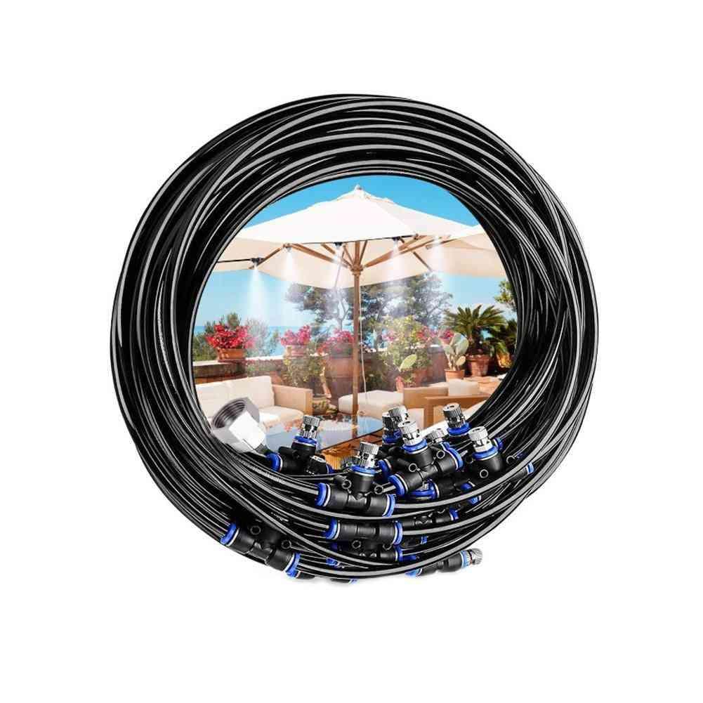 Summer Trampoline Water Sprinkler Set