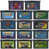 32 Bit Video Game Cartridge Console Card