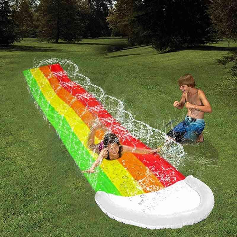 Giant Water Slide, Fun Lawn Water Slides Pool