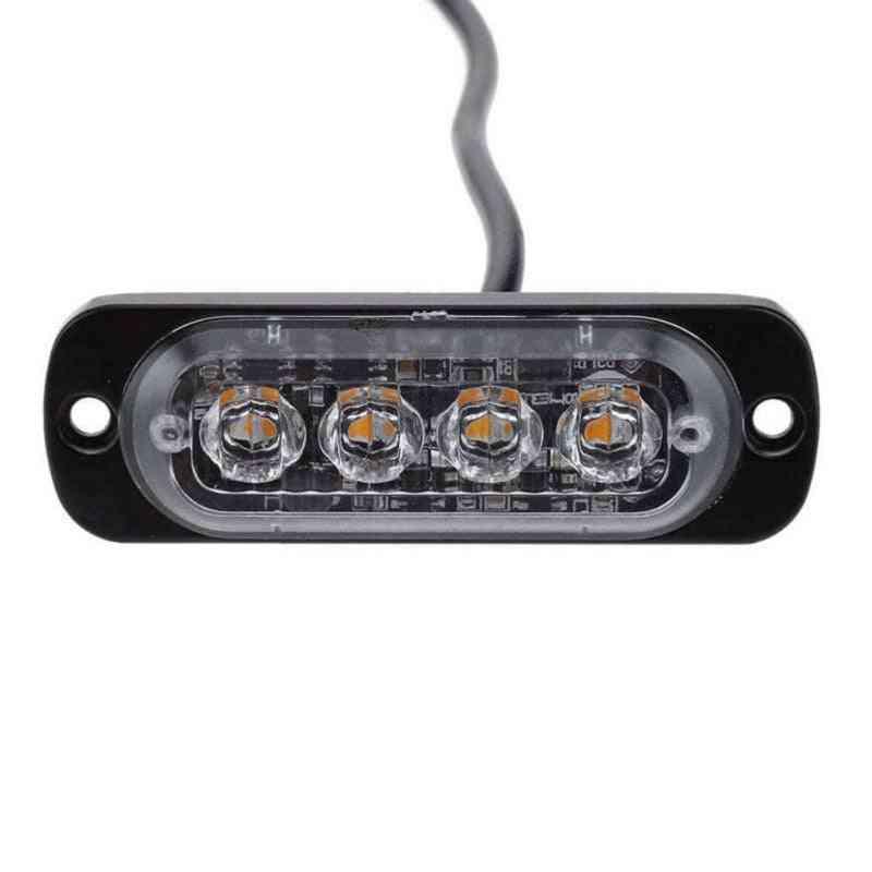 Led Strobe Warning Light For Truck/car