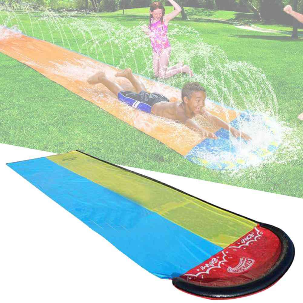 Inflatable Water Slide- Summer Play Toy