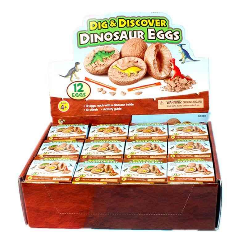 Dig It Up Dinosaur Egg - Stem Learning Kids Activity