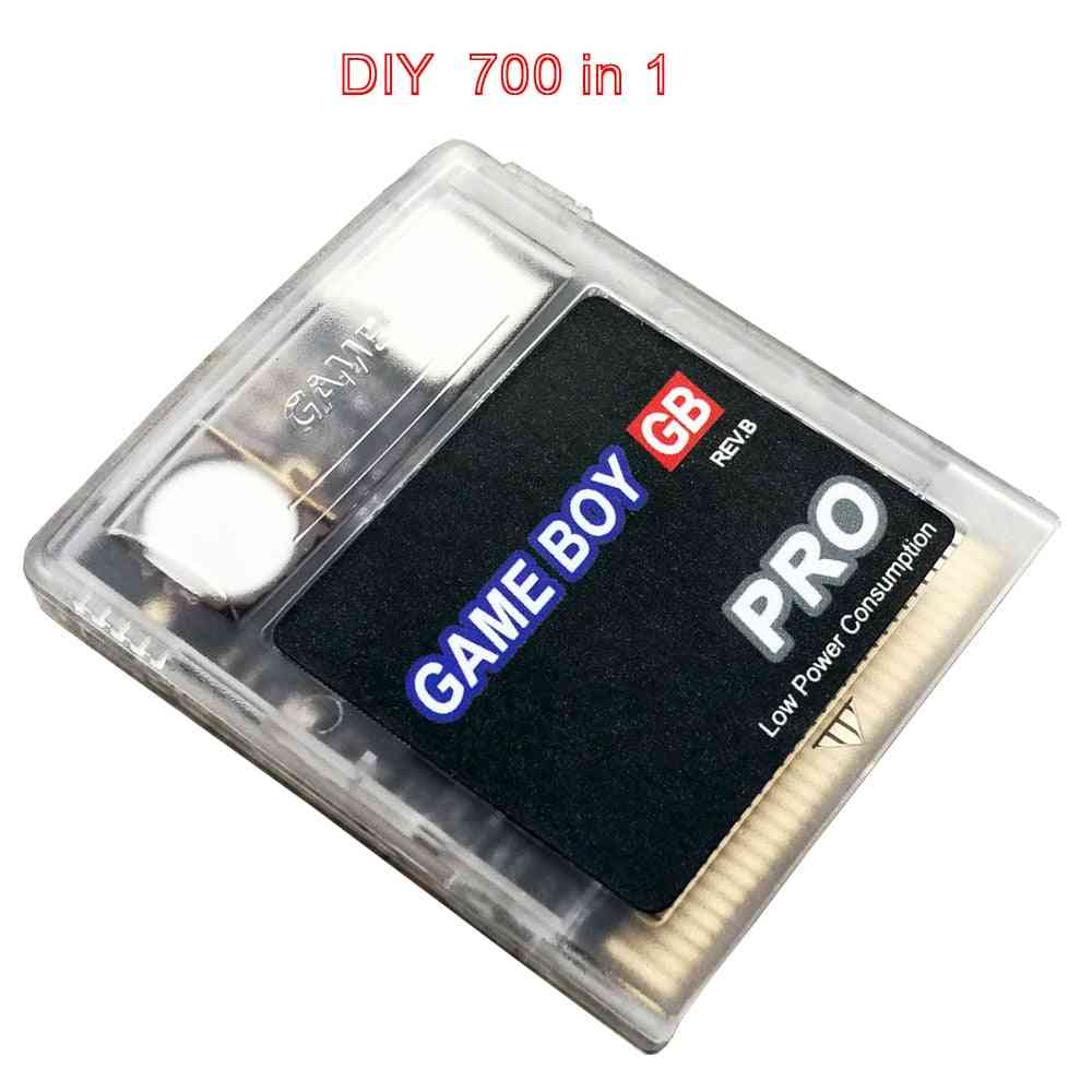 700 In 1 Dy Edgb Gameboy Game Cassette, Suitable For Everdrive Series  Gb Gbc Sp Game Console