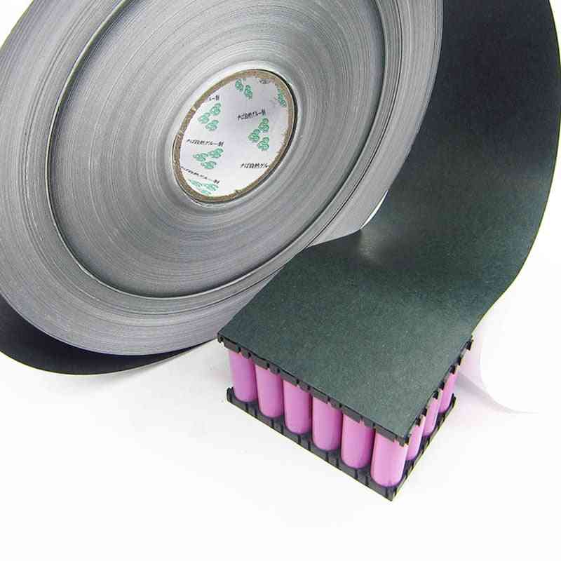 Barley Paper Li-ion Pack Cell Insulating Glue Patch - Positive Electrode Insulated Pads