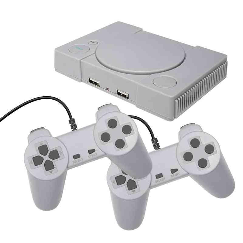 Mini Video Games Console - Double Players Support Av Tv Retro Controller