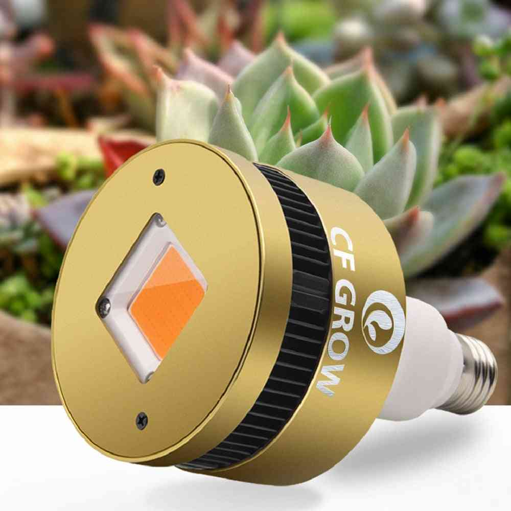 Led Grow Light Bulb 150w - Full Spectrum Lamp For Indoor Plants