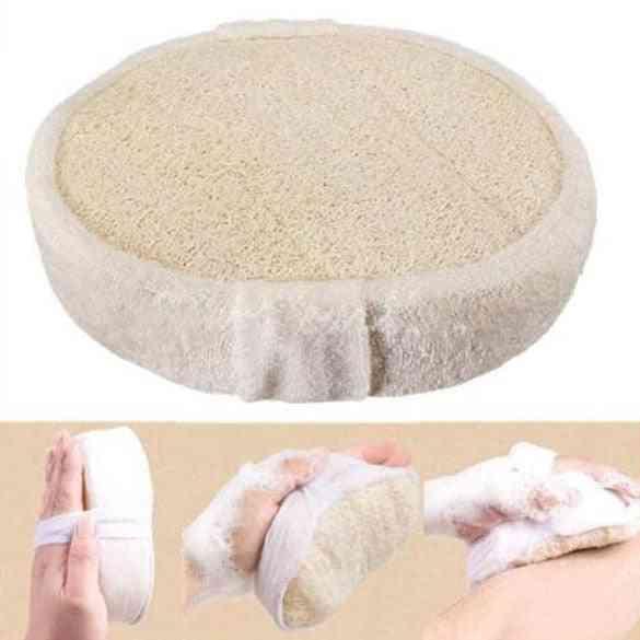 Organic Dry Skin Body Brush - Bamboo Wet Back Shower Bathing Brushes