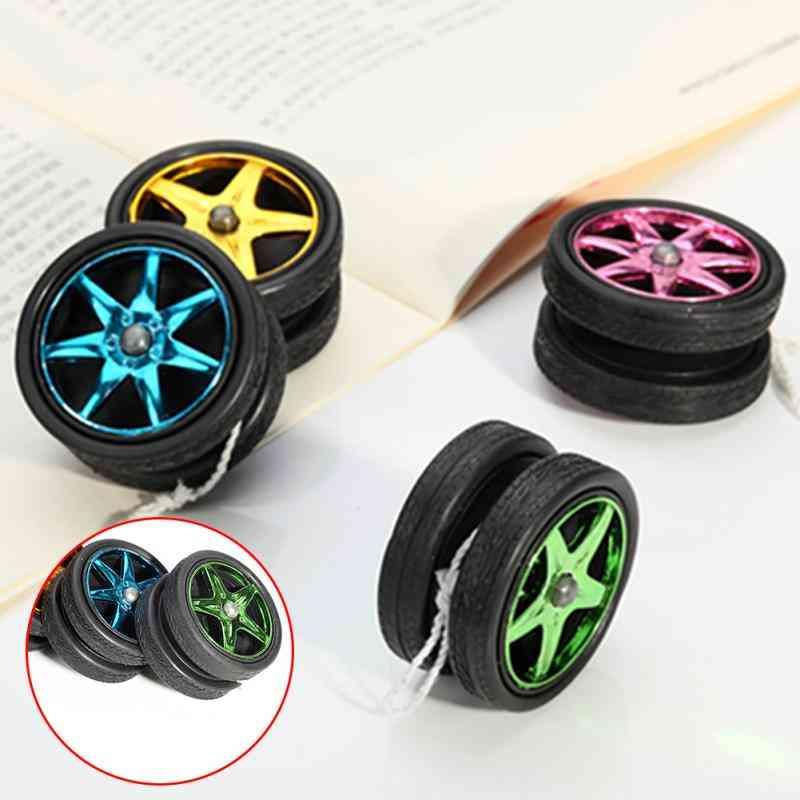 Electroplating Wheels- Yo Yo Stroll Ball