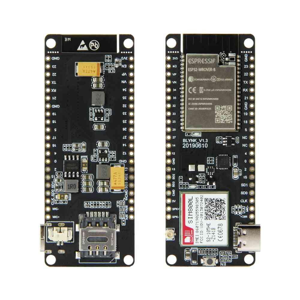 T-call V1.3 Esp32 Wireless Module -sim Antenna Sim Card Sim800l Module