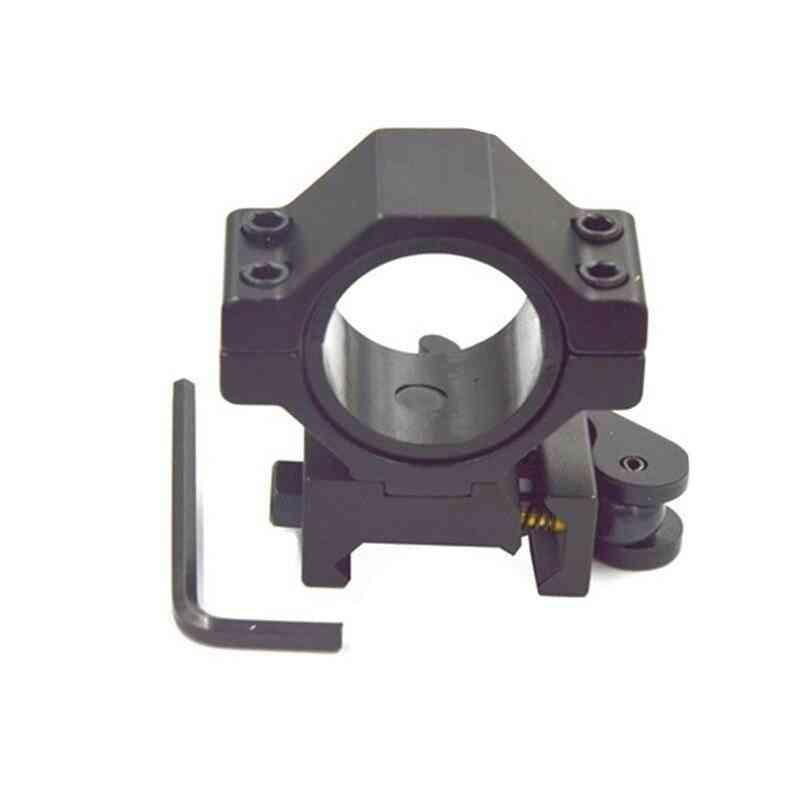 25-30mm - Airsoft Rifle Shot Gun Light Laser Sight Scope Mounts