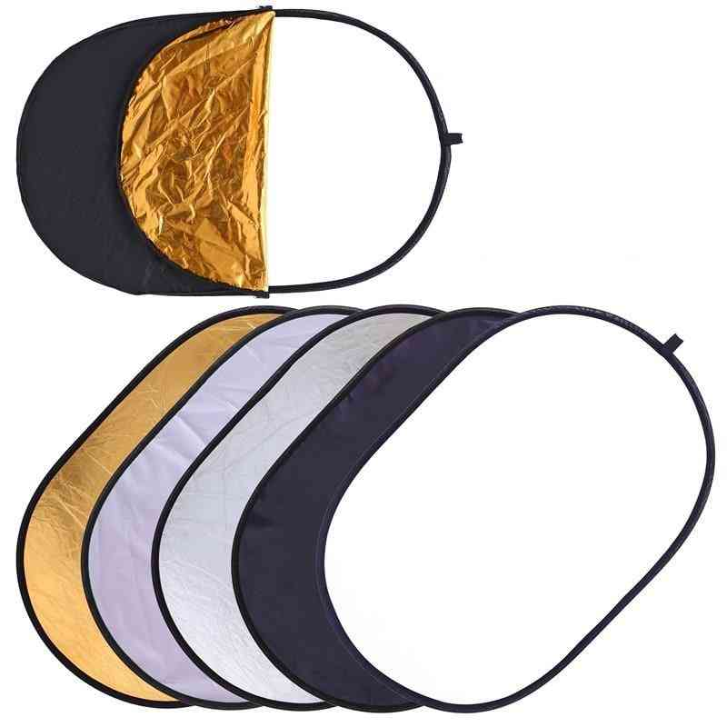 Oval Collapsible Light Reflector