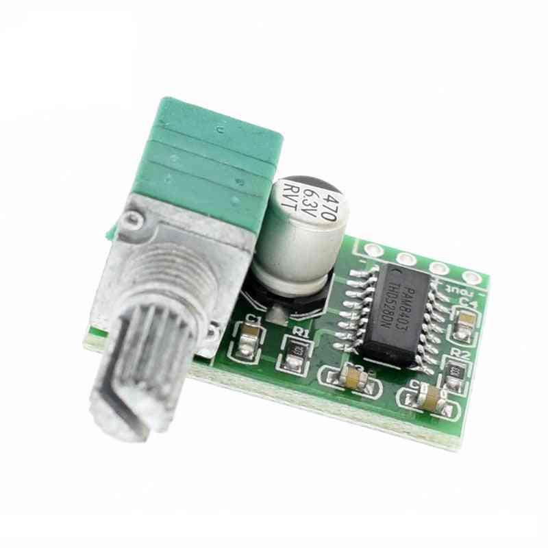 Hifi Digital Stereo For Audio Power Amplifier Board