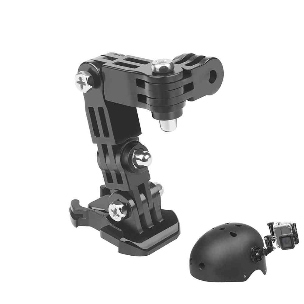 Adjustment Base Mount For Action Camera Tripod - Helmet Belt Mount Accessory