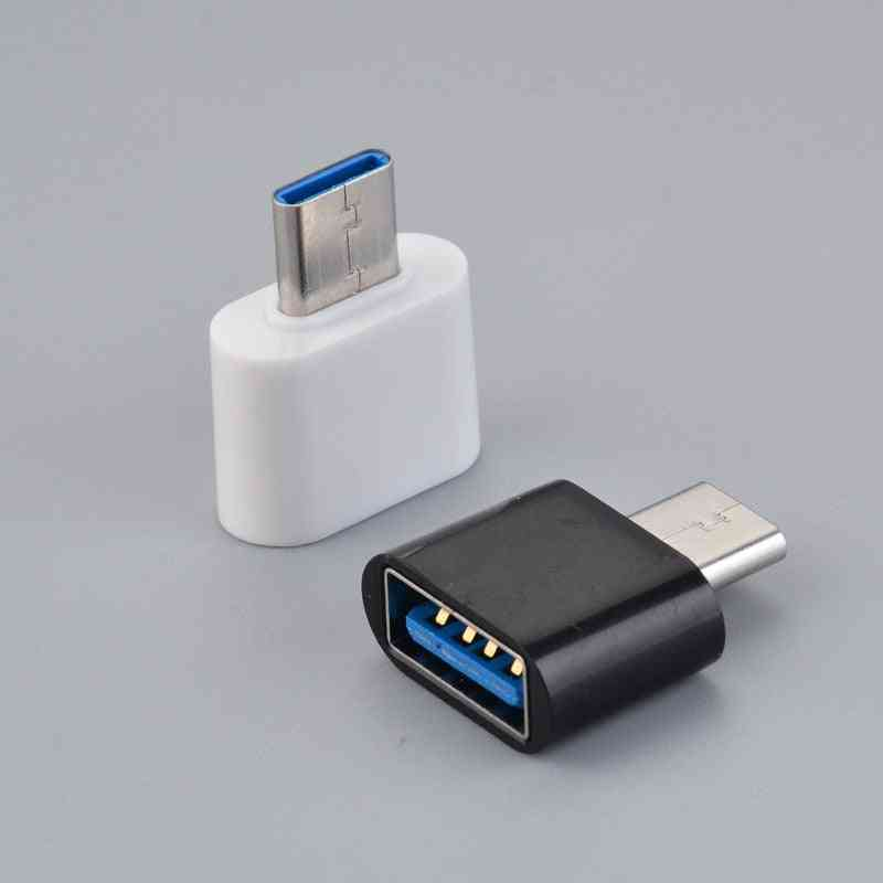 Usb Type-c Otg Adapter For Mobile Phones And Adapters