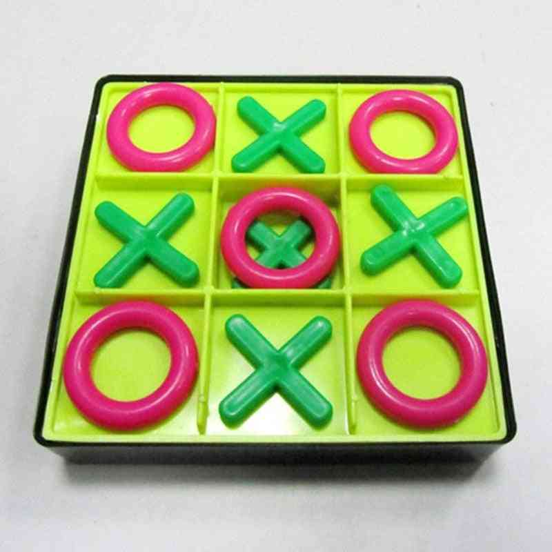 3 Styles Board Game Ox Chess Parent-child Interaction Leisure Interactive Toys - Game Intelligent Educational For
