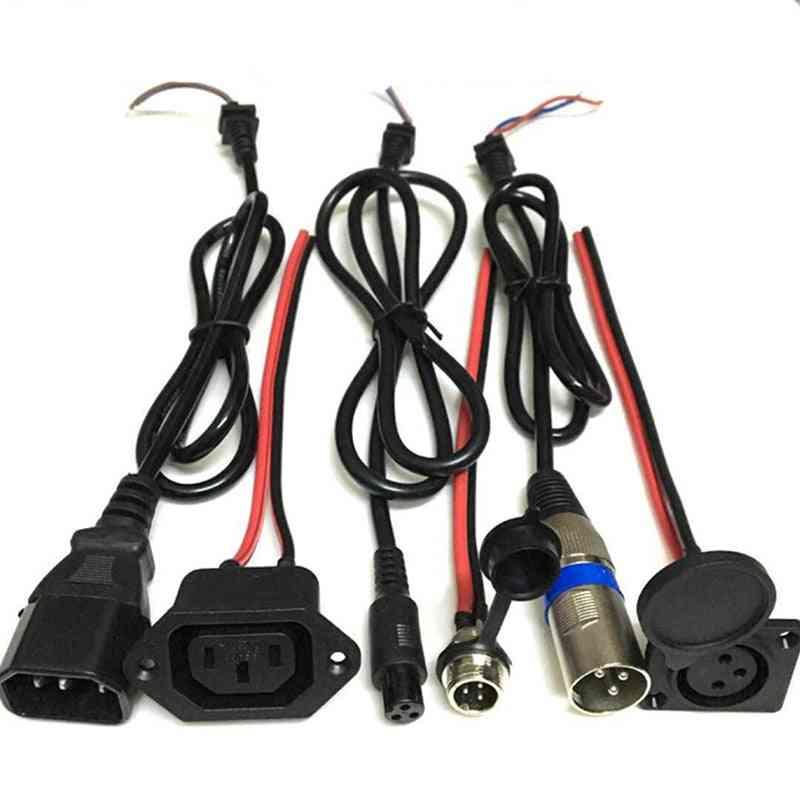Lithium Li-ion Battery Balance,  Car Charging Plug
