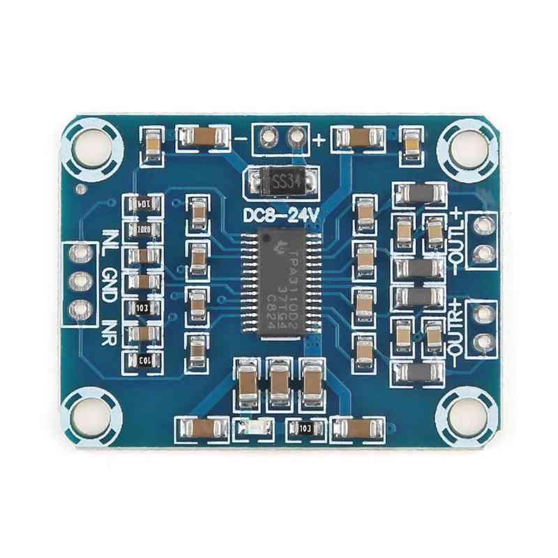 Digital Audio Stereo Amplifier Module Board