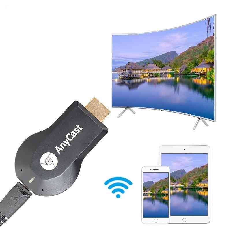 Tv Stick Adapter Receiver - Miracast Hdmi For Ios Android