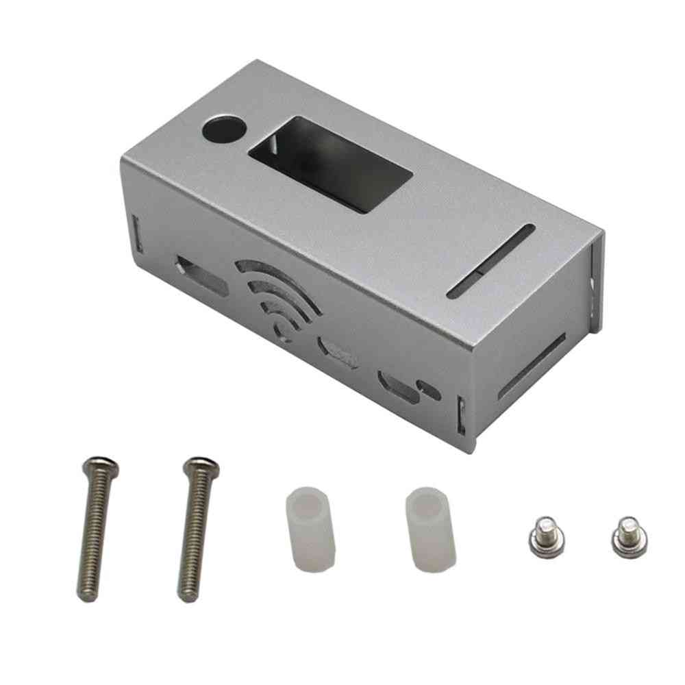 Cnc Aluminum Alloy Case For Mini Station, Radio Rainsun Mmdvm Expansion Hotspot Wi-fi Voice