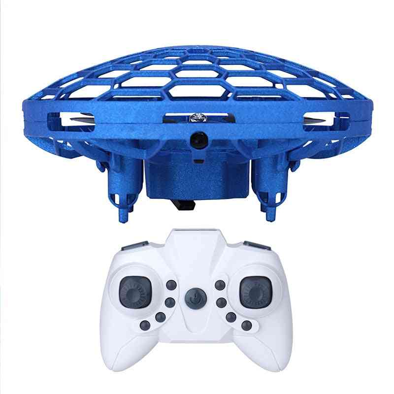 Induction Four Axis Aircraft - Infrared Sensing Toy Quadcopter Model