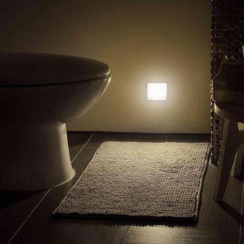 Night Light Smart Motion Sensor Led Lamp - Battery Operated