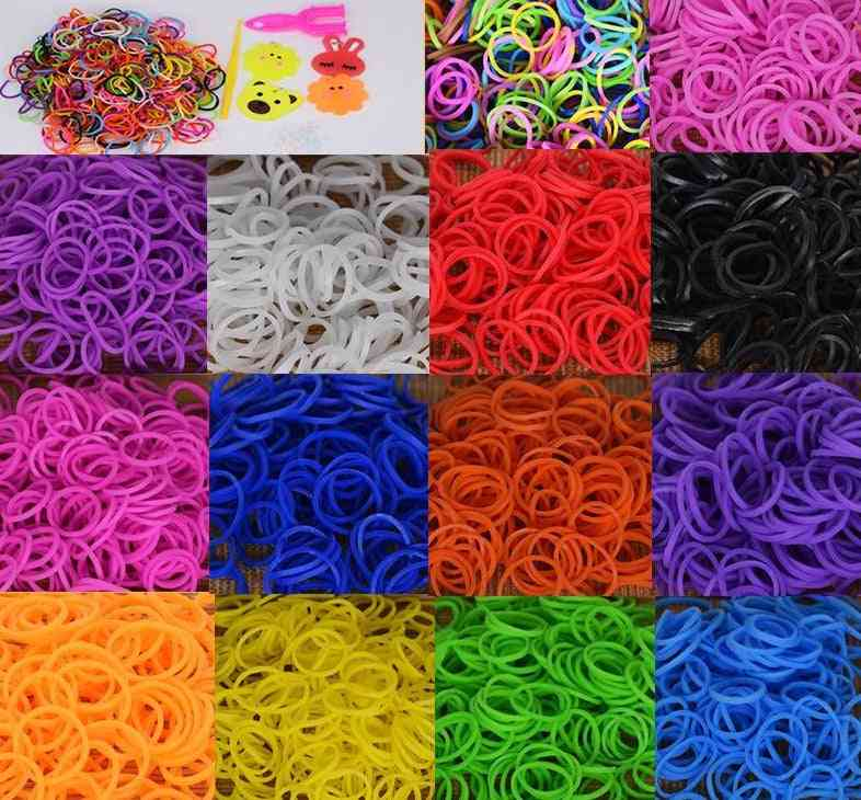 Rubber Bands For Kids Bracelet And Hair Styles