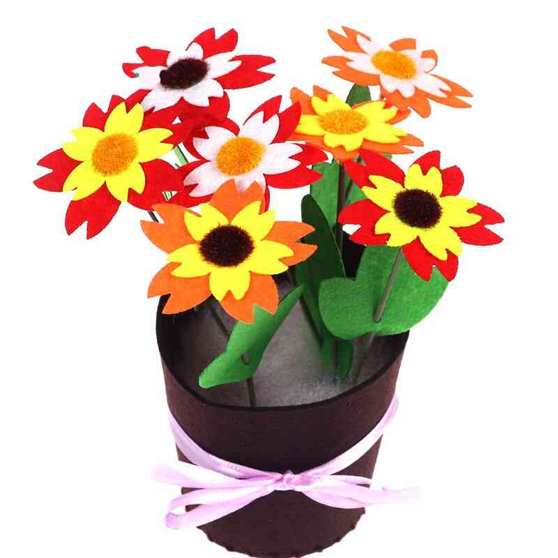 Flower Pot Potted Plant Kindergarten - Learning Education