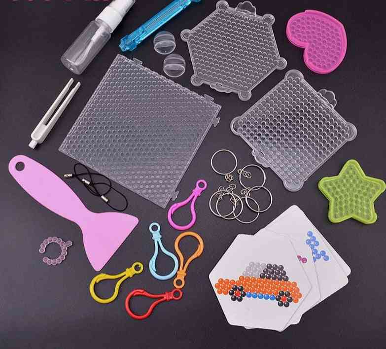Tools Pegboard Water Beads For - Fuse Jigsaw Educational Puzzle Girl