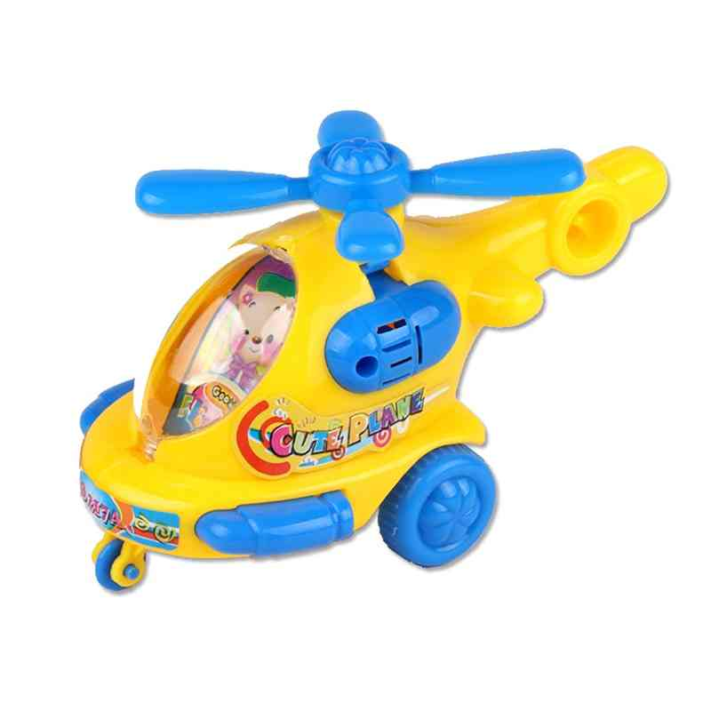 Clockwork Helicopter-classic Toy