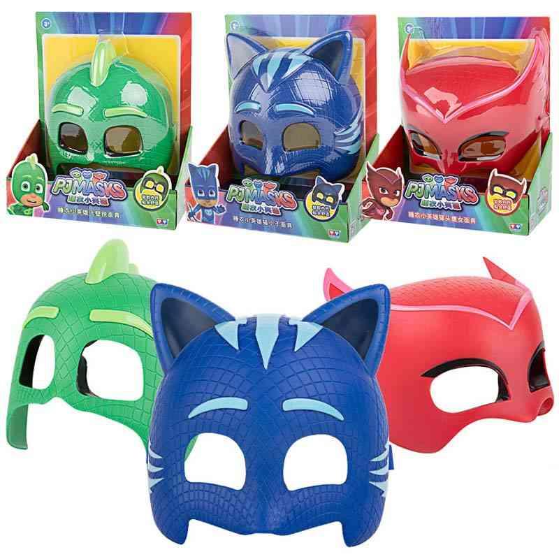 Pj Doll Model Masks-catboy Owlette, Gekko Figures Anime