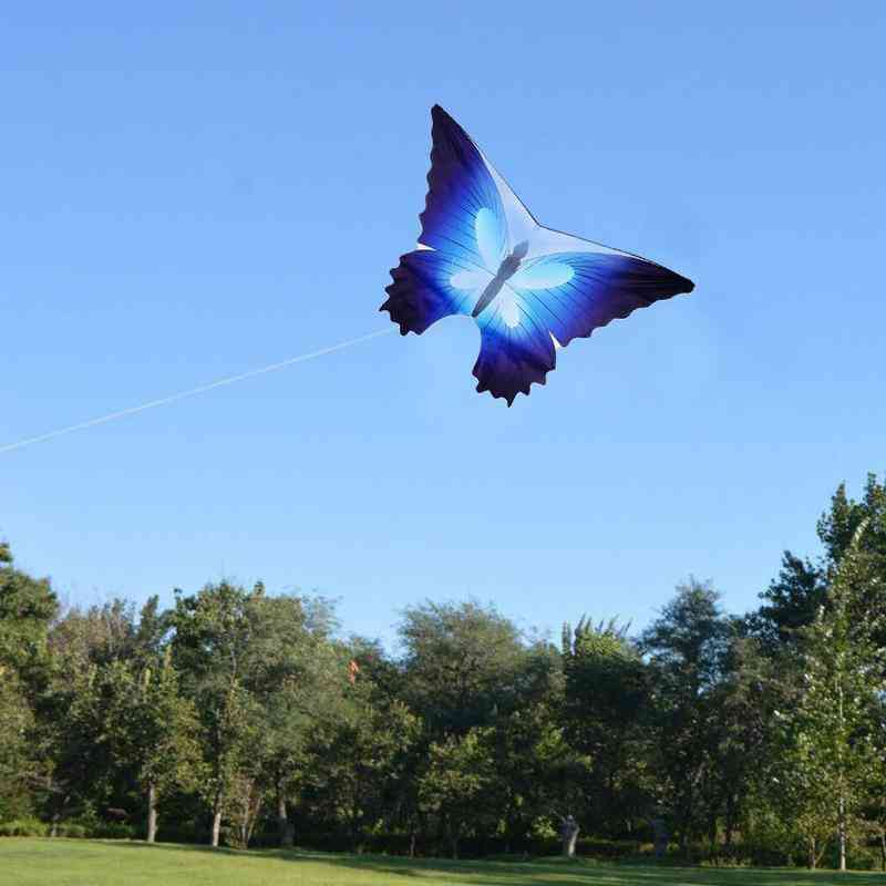 Colorful Butterfly Nylon Outdoor Flying Kite For