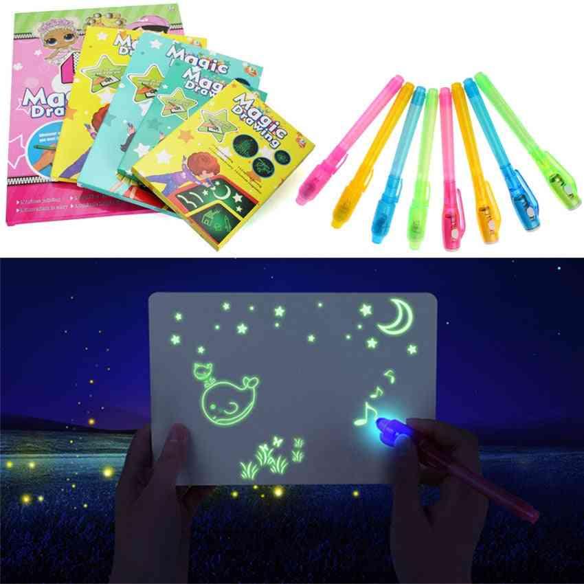 Led Luminous Magic Raw With Light-fun