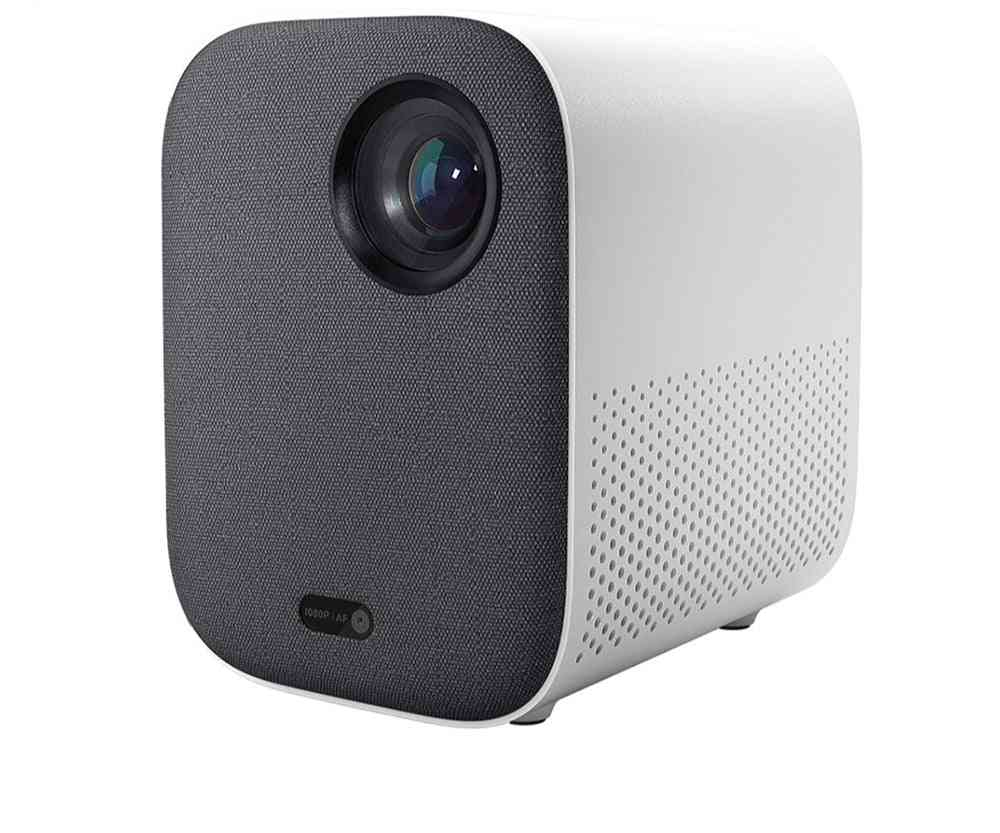 Mini Bluetooth Projector, 1920*1080 Full Hd And Support Hdr 10