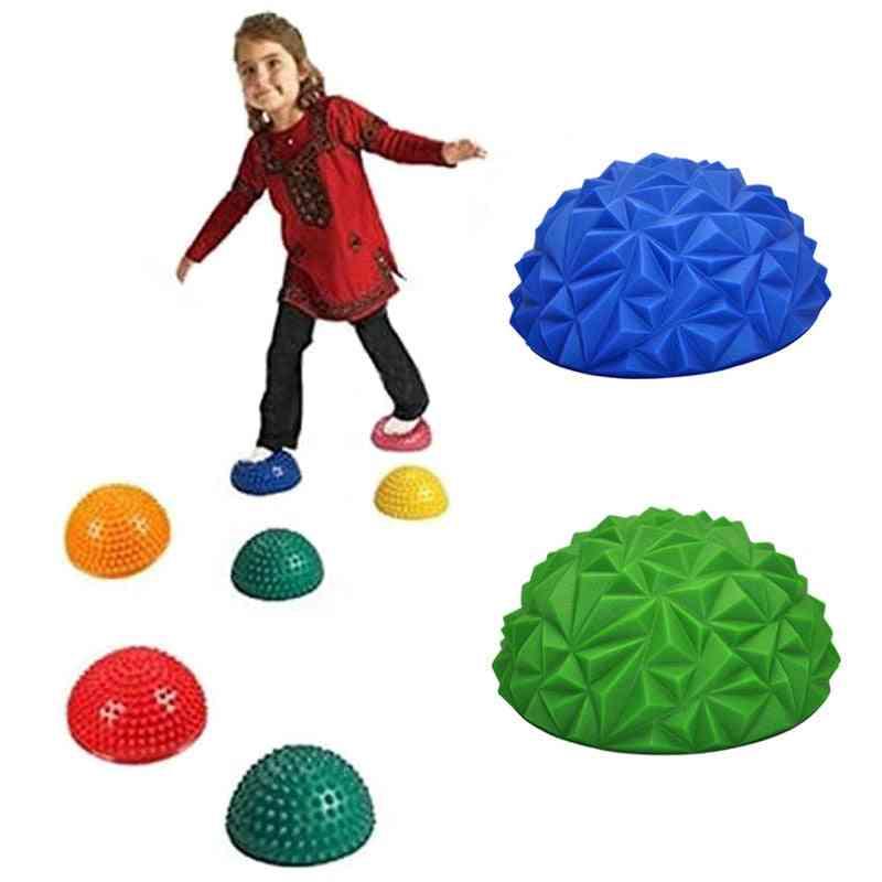 Balancing Stones Games For - Durian Ball Massage Sensory Integration