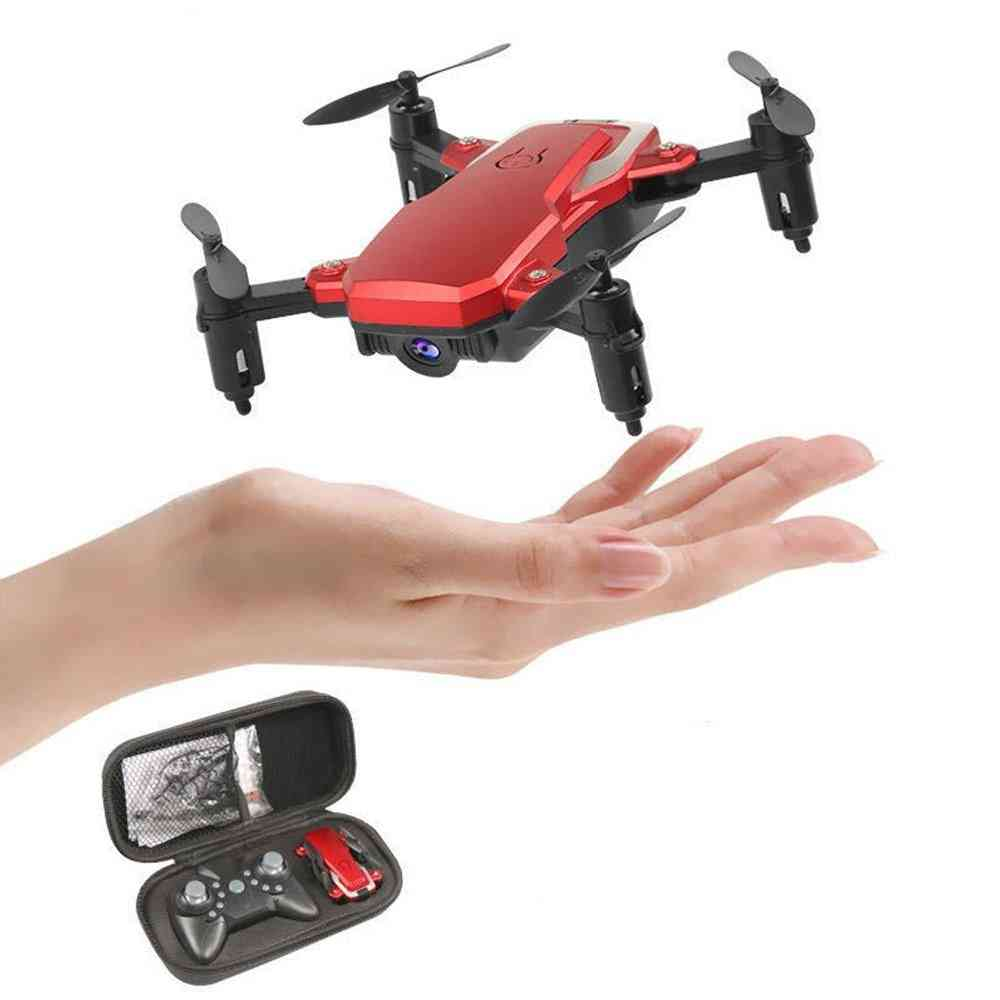 Djl Mini Drone, 4k Hd Camera With Foldable Quadcopter Toy