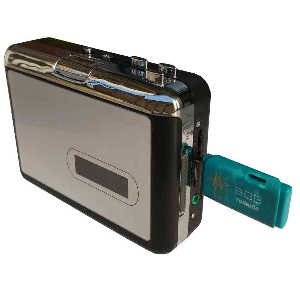 Cassette To Mp3 Converter Capture, Convert Old Cassette Tape To Mp3 Save In Usb Hard Disk Directly