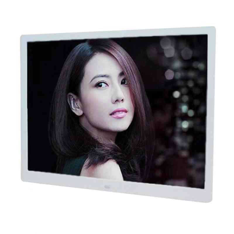 10 Inch Screen Led Backlight - Digital Photo Frame With Remote Control