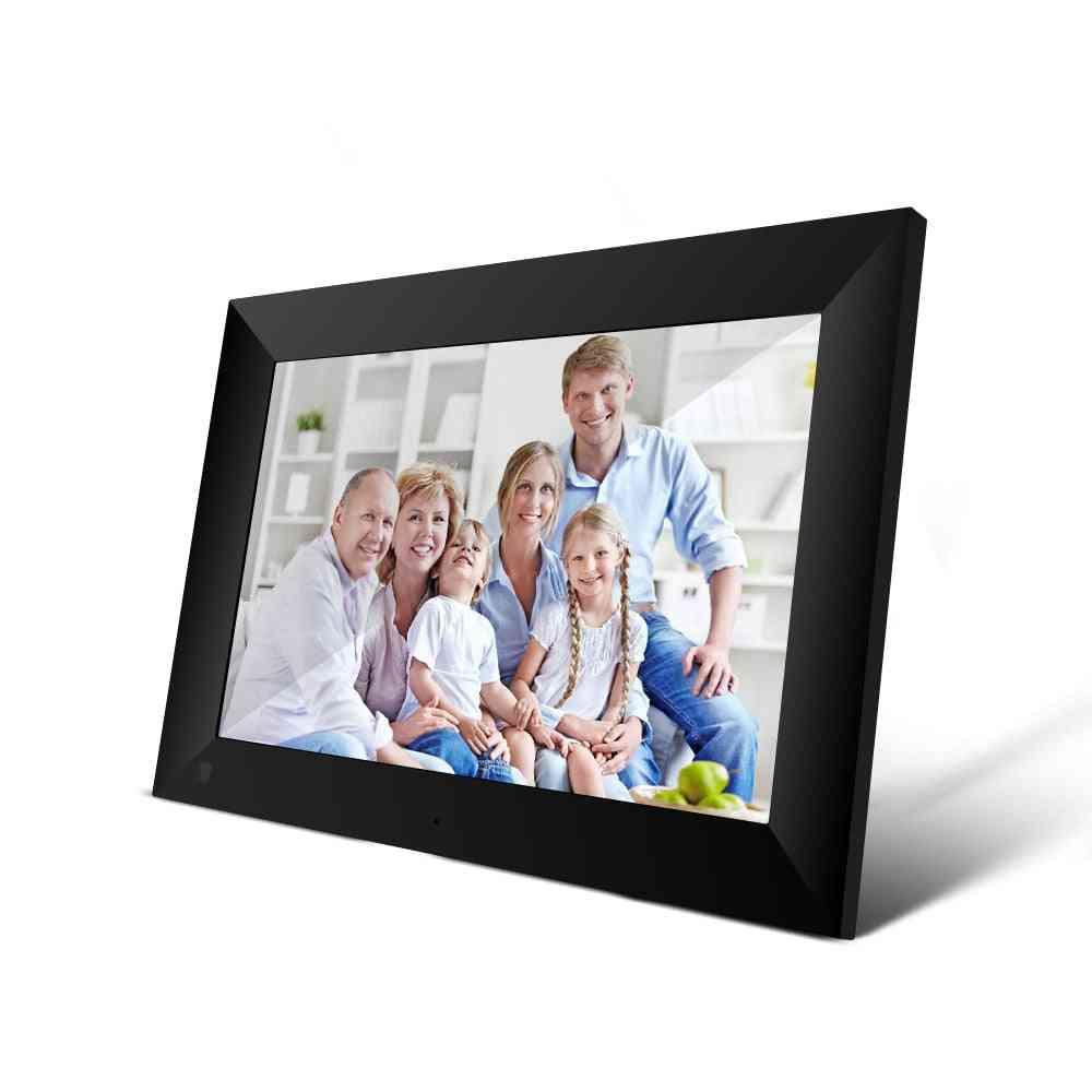 Wifi 10.1 Inch Screen Led Backlight - Digital Photo Frame