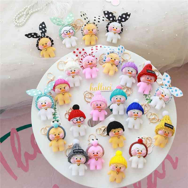 15cm, Cute Action Figure-keyring For Bags Decoration And For
