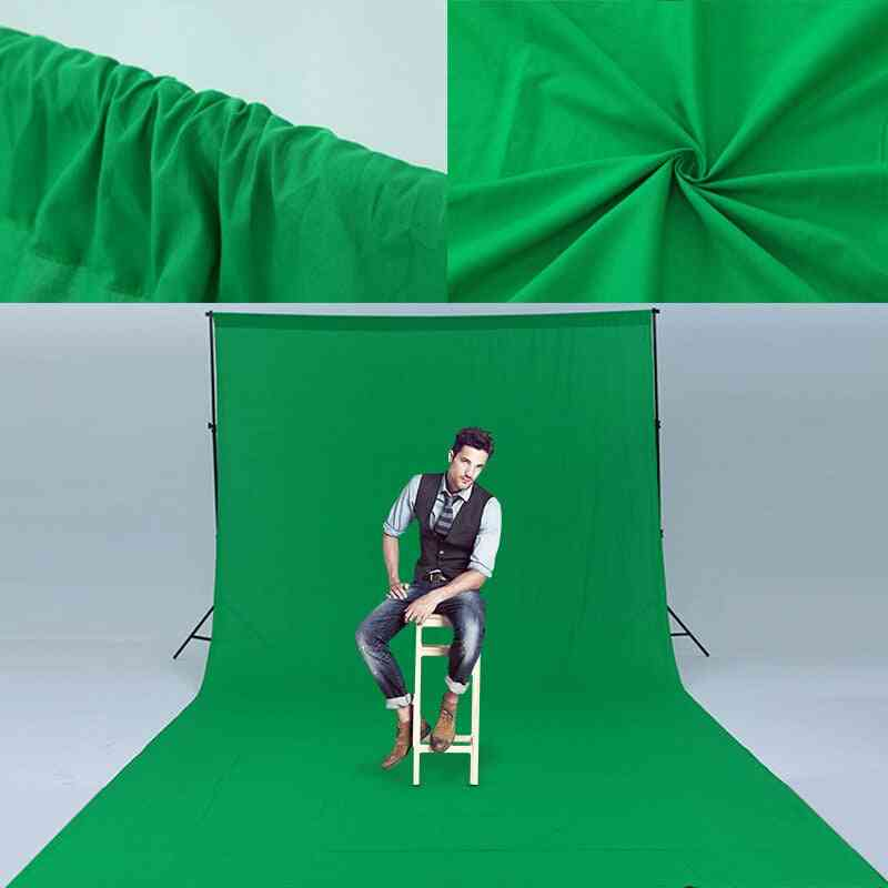 Washable, Thick And High Saturation Fabric For  Photography Background