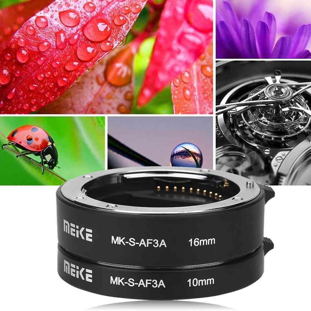 Auto-focus Macro-extension Tube- For Sony E-mount