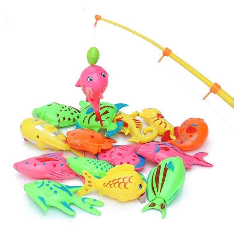 Magnetic Fishing Toy For Kids-designed For Interaction And Conpetition