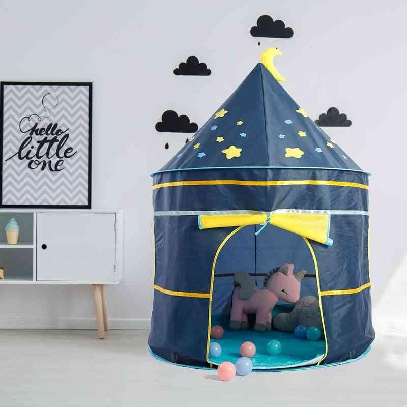 Kids Tent Play House, Portable Princess Castle
