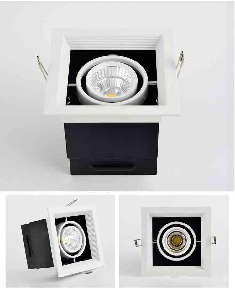 7w Led Bean Pot Light - Home Lighting