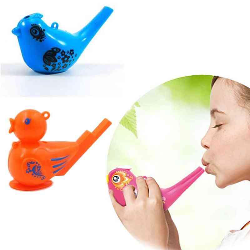 Bird Whistle Baby Music