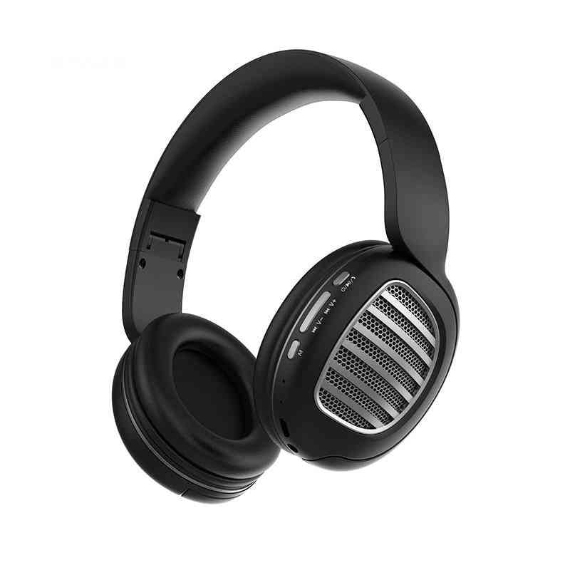 Bluetooth 5.0, Stereo Foldable Gaming Headset With Microphone