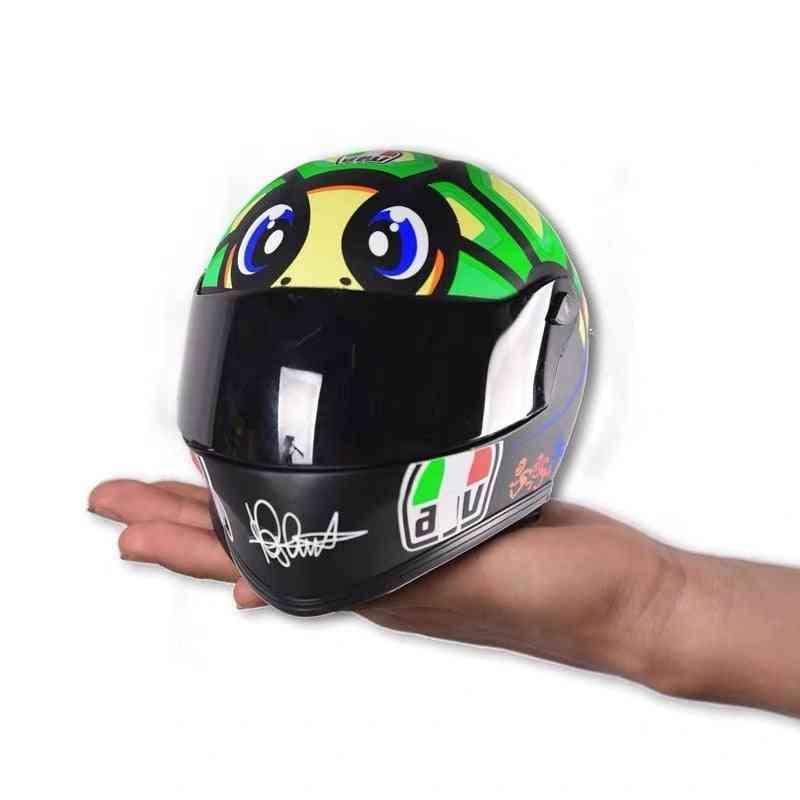 Motorcycle Helmet - Doll Toy Wear Toy